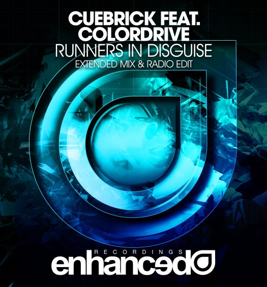 Cuebrick - Runners In Disguise (Enhanced Recordings)