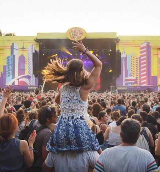 Lollapalooza Berlin 2016 Mainstage IAATM