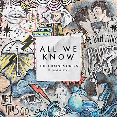 chainsmokers-all-we-know-cover