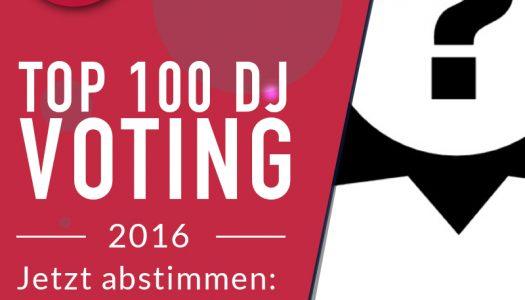 GERMAN TOP 100 DJ VOTING 2016 by IAATM & House Fans