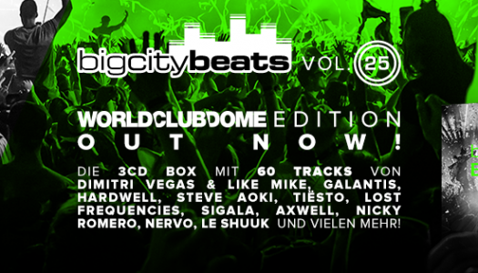 BigCityBeats Vol. 25 World Club Dome Winter Edition
