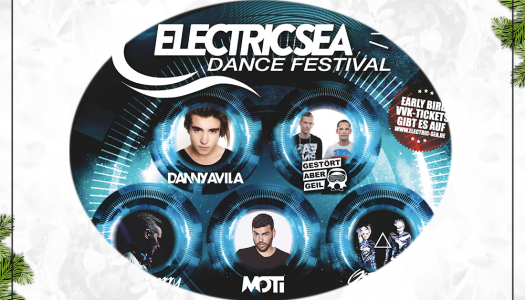 Türchen 5 – Electric Sea Dance Festival Tickets
