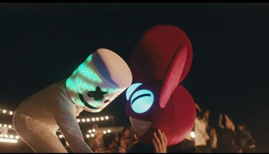 Deadmau5 lässt neues Marshmello Video mit 2 Millionen Likes löschen