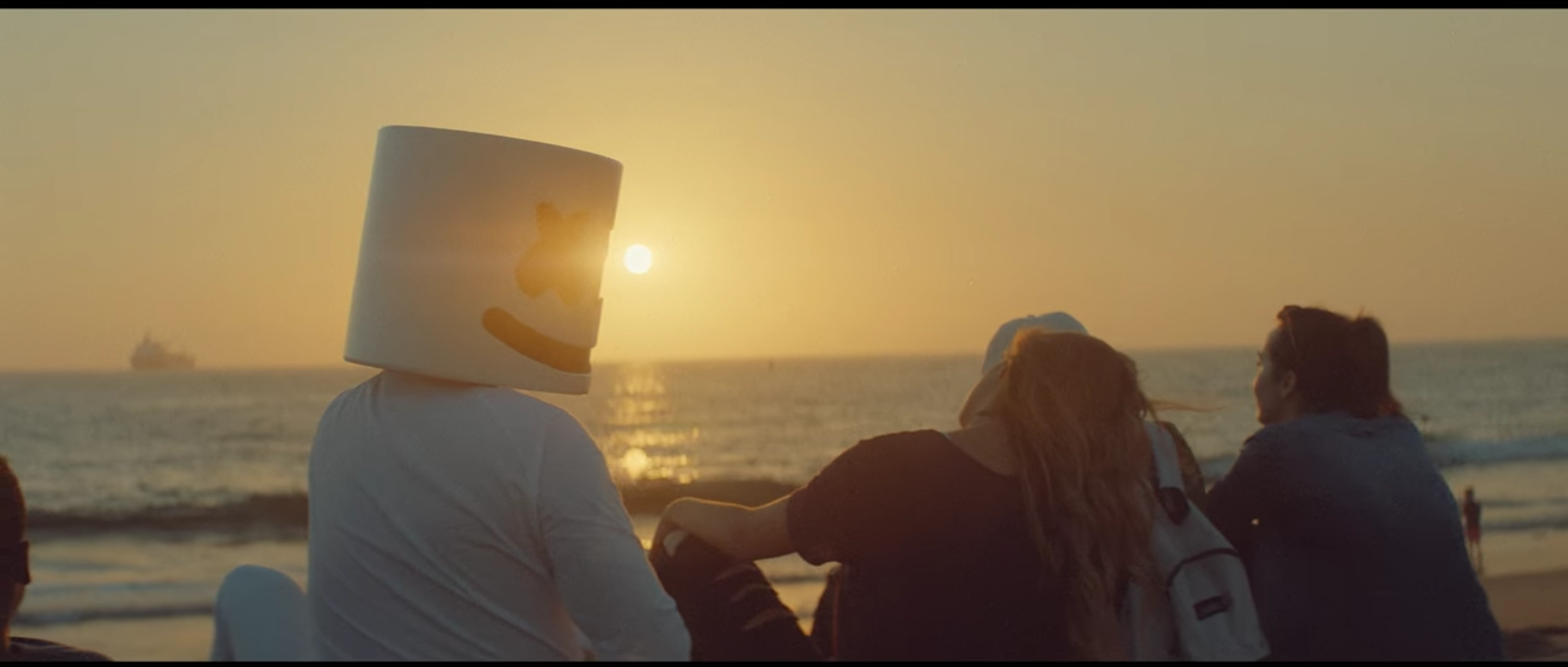 Marshmello Ritual official music video deadmau5
