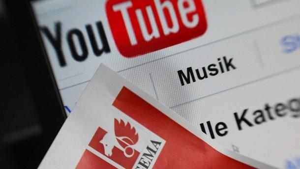 Gema und YouTube