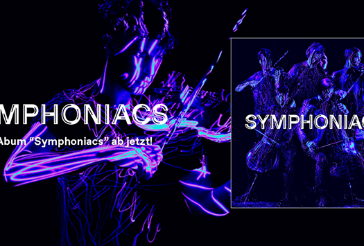 Symphoniacs mischen Elektro, Pop und Klassik