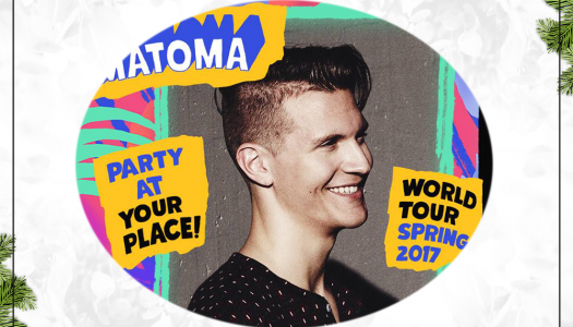 Türchen 15 – Tickets für Matoma Tour 2017