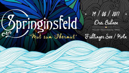 Macher des Bootshaus organisieren SpringinsFeld-Festival in Köln