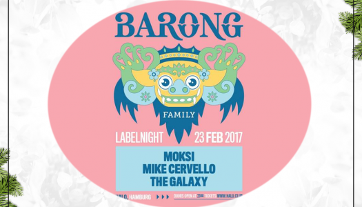 Türchen 17 – Tickets für die Barong Family Night im Halo Hamburg