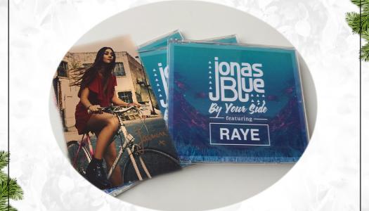 Türchen 22 – Jasmine Thompson Bild und Jonas Blue Single