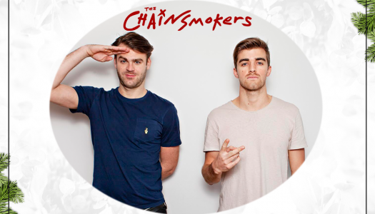Türchen 24 – Tickets für The Chainsmokers | Palladium Köln | 16.02.2017