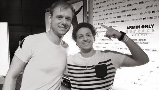 Armin van Buuren experimentiert mit Goa