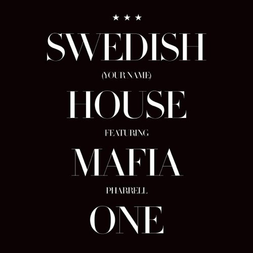 one-your-name-swedish-house-mafia best edm tracks