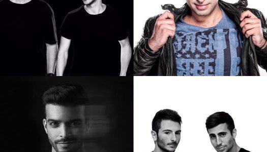 Die Top 7 End Of Year EDM Mixes 2016