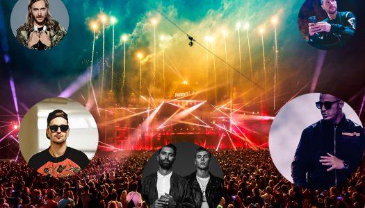 Parookaville LineUp 2: DJ Snake, David Guetta & Robin Schulz kommen