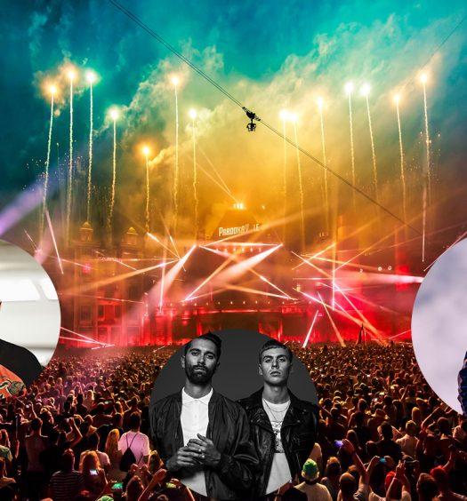 Parookaville LineUp Phase 2 David Guetta Robin Schulz DJ Snake