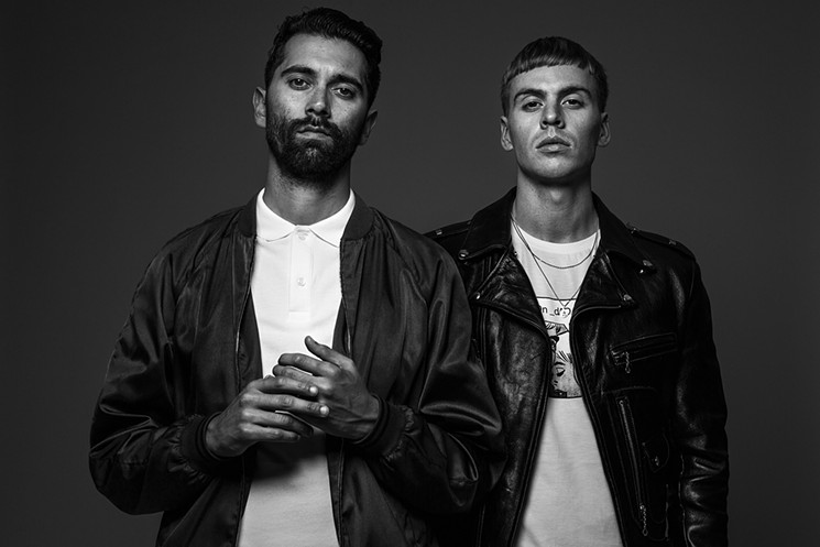 yellow claw barong parookaville