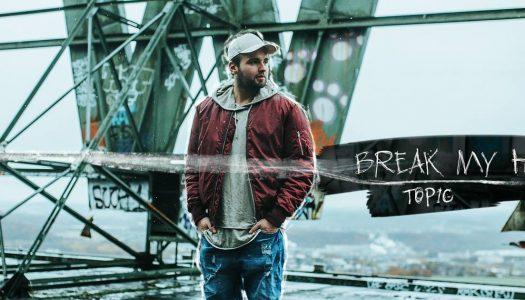 Topic released Break My Habits mit einem filmreifen Musikvideo