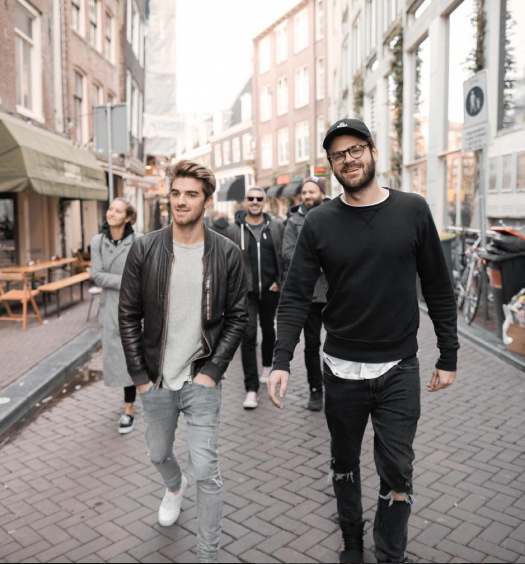 The Chainsmokers 2017