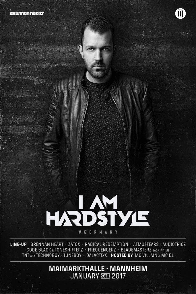 I Am Hardstyle 2017