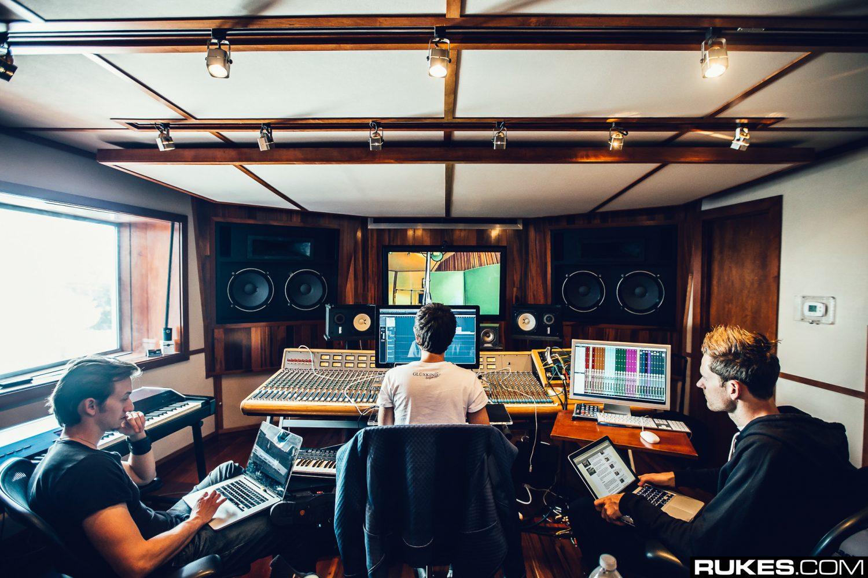 zedd;studio