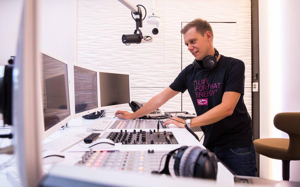 Armin van Buuren ASOT Studio