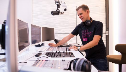 Armin van Buuren bringt ASOT mit neuem Studio noch näher an Fans heran