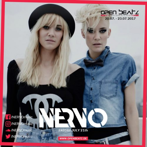 Nervo Open Beatz