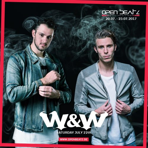W&W Open Beatz