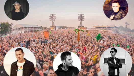 Parookaville LineUp 4: Afrojack, Tiesto & Armin van Buuren kommen