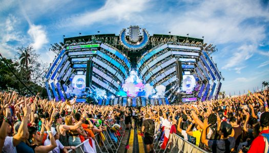 Ultra Music Festival 2017 LIVESTREAM