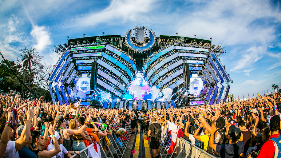 Ultra Music Festival Miami 2017 Livestream