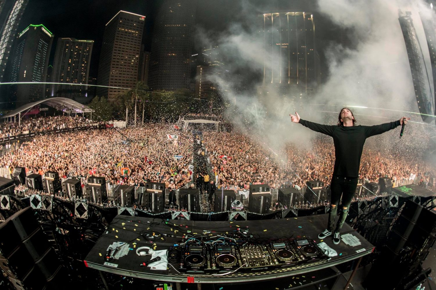 Alesso UMF 2017 Mainstage