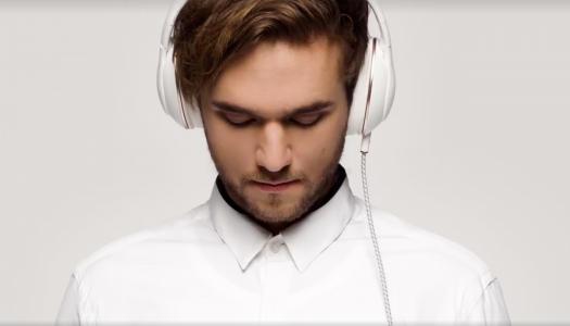 ZEDD stellt seine neue Kopfhörer-Linie vor