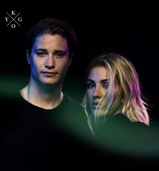 Goulding Kygo DJ Star Musik Blond Schwarz Dance EDM House Veröffentlichung Label