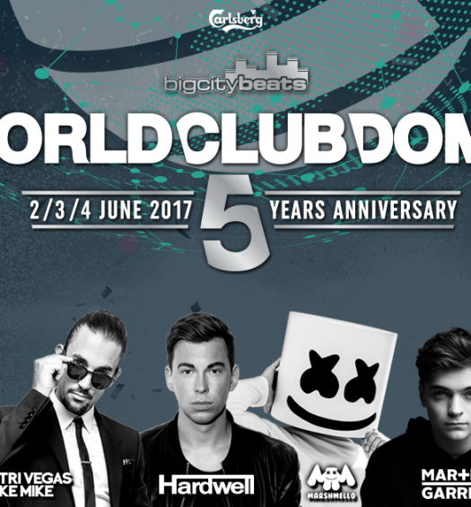 World Club Dome Line Up