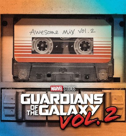 guardians of the galaxy awesome mix 2