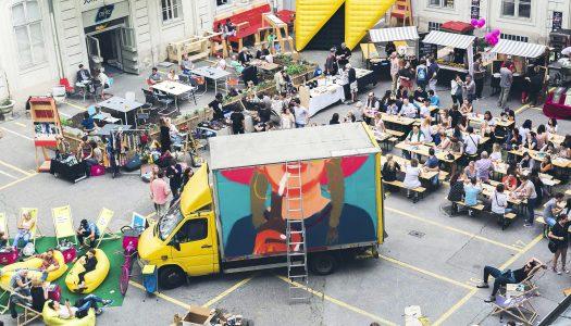 Foodora Bites & Vibes tourt 2017 wieder durch Deutschland