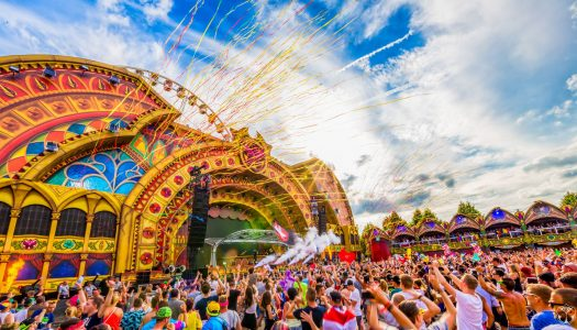 """Tomorrowland verabschiedet sich von seiner """"Opera Stage"""""""