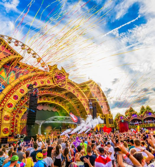 Opera Stage Tomorrowland
