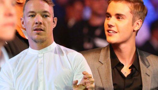 Diplo veröffentlicht Song mit Justin Bieber – ohne ihn!