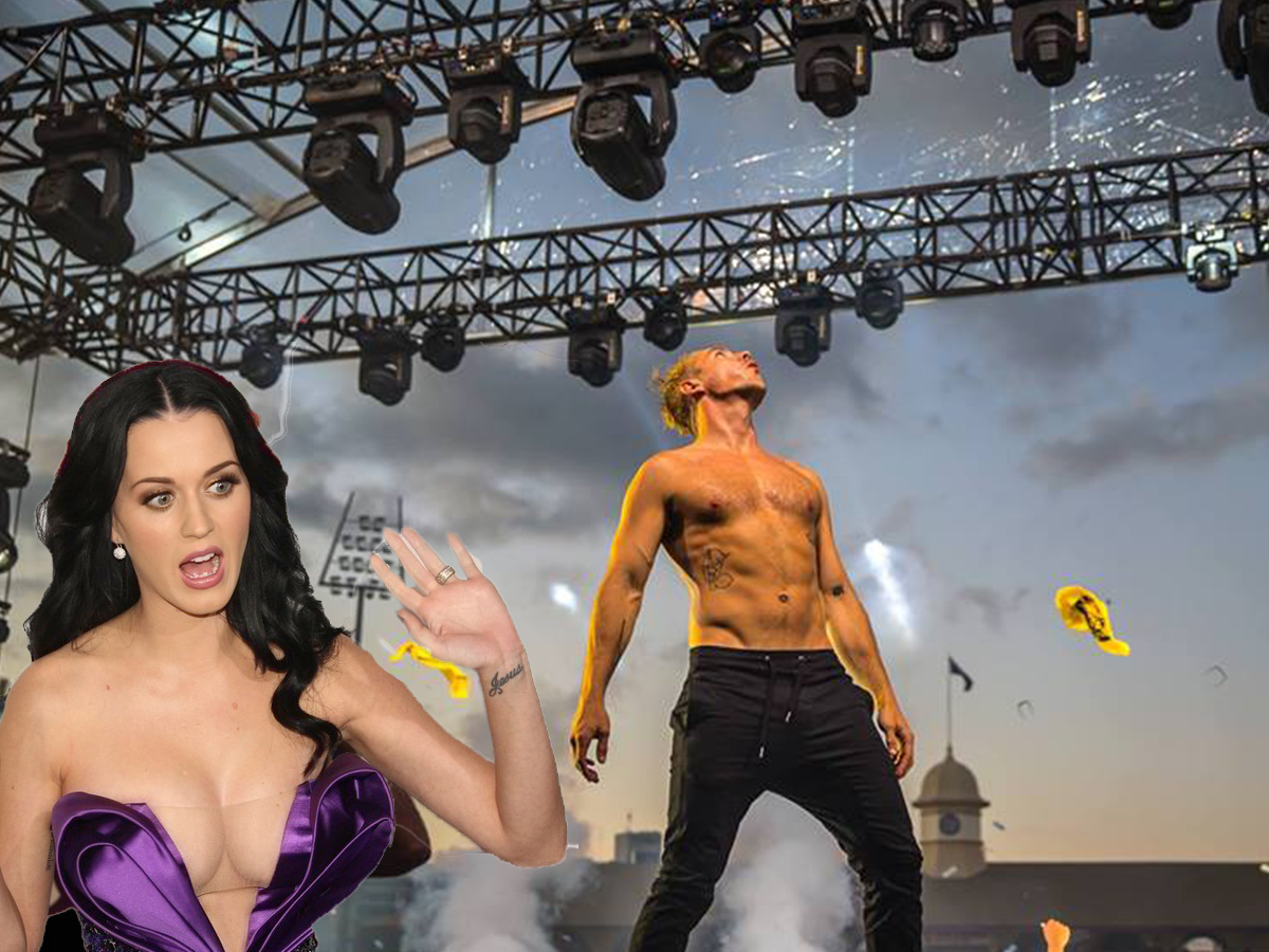 Katy Perry Diplo Lovers