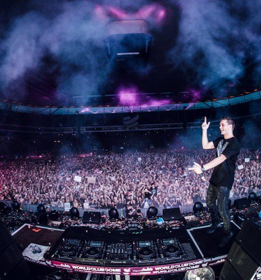 Martin Garrix @ World Club Dome 2017