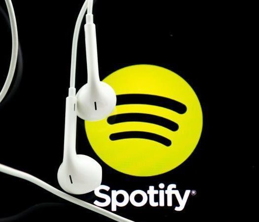 Spotify & Kopfhörer