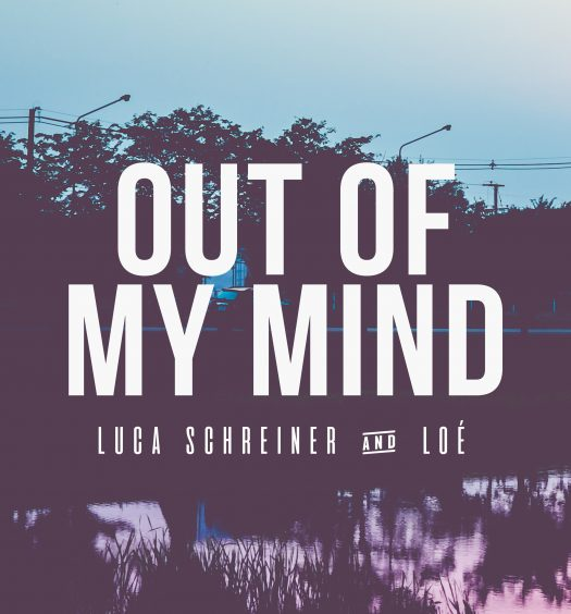 Luca Schreiner - Out of My Mind Cover