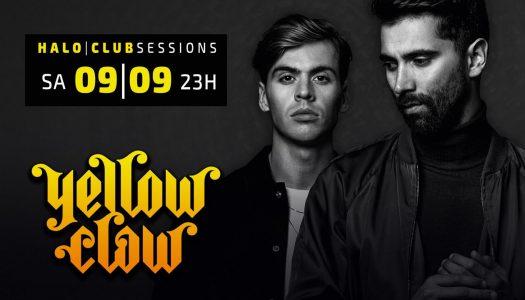 Yellow Claw kommen nach Hamburg ins Halo!
