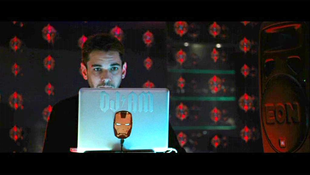 DJ AM Iron Man 2