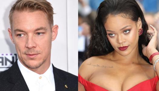 """Rihanna bezeichnet Diplo's Musik als """"Airport Reggae"""""""