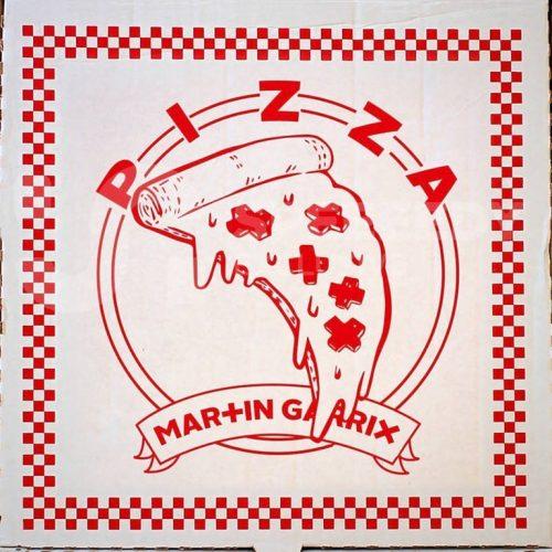 Martin Garrix; Pizza