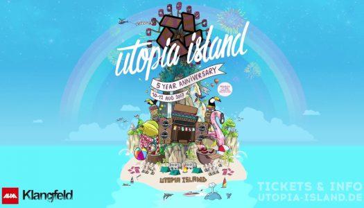 Das Utopia Island Festival steht vor der Tür…